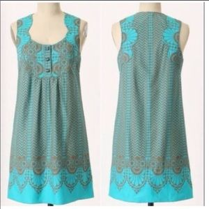Anna Sui Cotton Casual Sheath Dress 10
